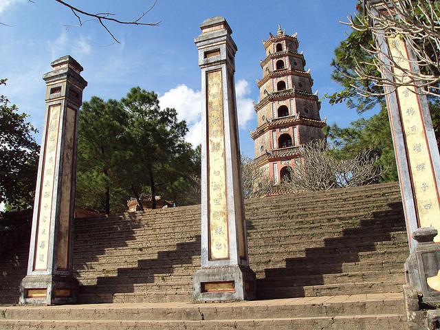 Thien Mu Pagoda (Hue)